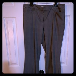 Size 14 stretch pants from NY&Co. Plaid material